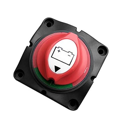 Facynde La energía de la batería de amperios cortó el Interruptor Principal para desconectar el aislador, el Interruptor de modificación de la batería del automóvil de yate