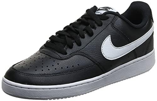 Nike Court Vision LO, Sneaker Hombre, Black/White-Photon Dust, 44 EU
