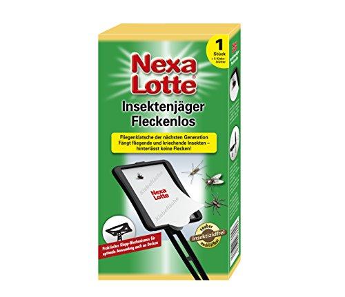 Nexa Lotte Insektenjäger Fleckenlos, 5 Klebeblätter, 3605