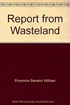 Hardcover Report From Wasteland Book