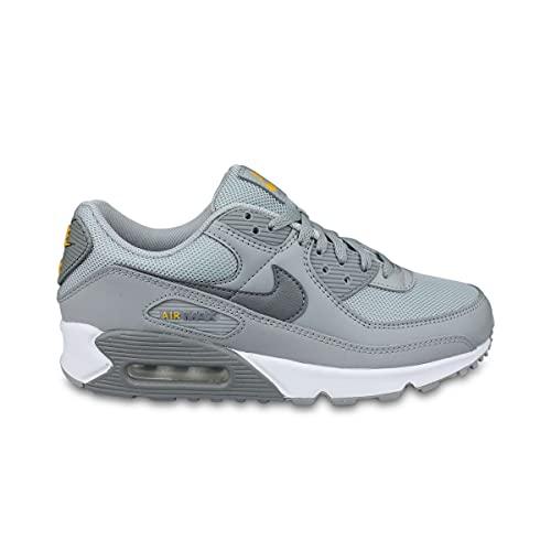 Nike Air Max 90 - Gris humo, color Gris, talla 45 EU