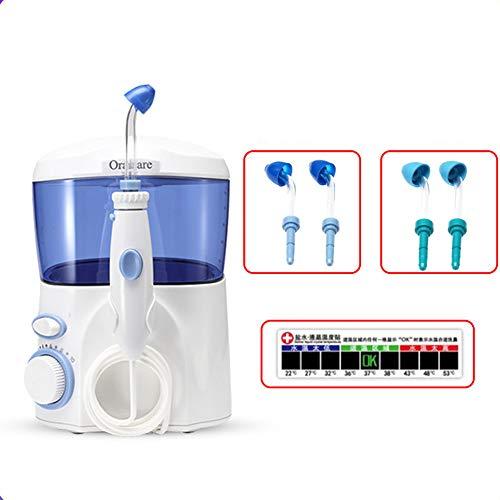 Elektrische Puls Nasale Irrigatie Rhinitis Spuit Nasale Sinus Irrigator Kit Spuitbus De Neti Pot En Een Doos Van Nasale Was Zout