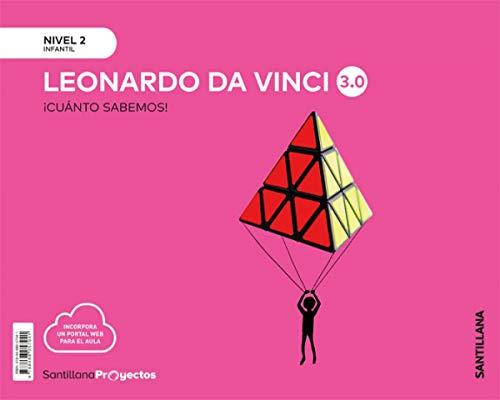 CUANTO SABEMOS NIVEL 2 LEONARDO DA VINCI 3.0