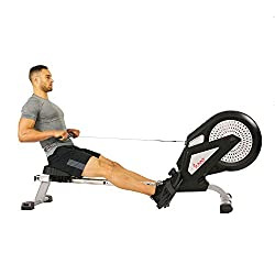sunny air rowing machine