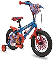 "Spartan 14"" Marvel Spiderman Bicycle"