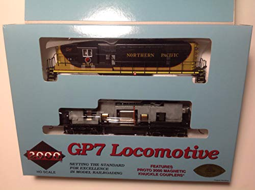 Proto 2000 Series Northern Pacific #556 EMD GP7 Locomotive DCC Ready