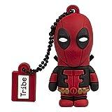 Clé USB 32 Go Deadpool - Mémoire Flash Drive 2.0 Originale Marvel, Tribe FD016708