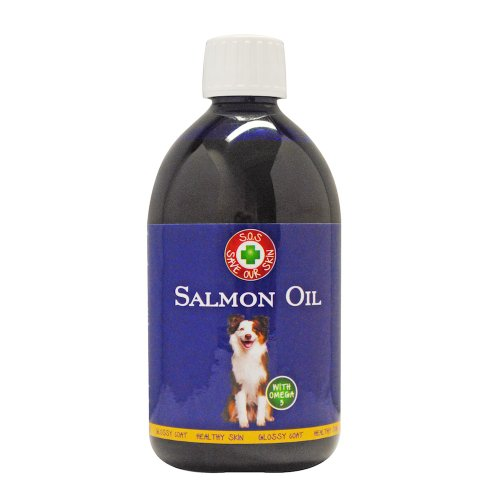 Fish4Dogs SOS Salmon Oil 500 ml ⭐