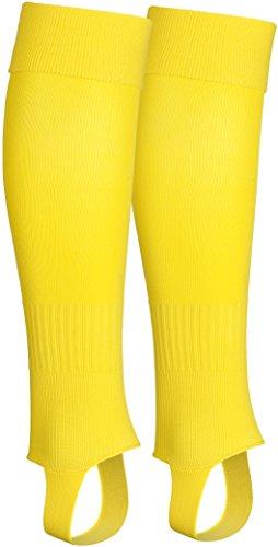 Derbystar Senior - Calcetines de fútbol, 6415050500, amarillo, 42-47