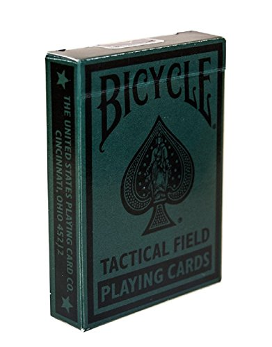 Bicycle Tactical Field Playing Card…