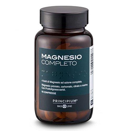 Bios Line Principium Magnesio Completo 90 Compresse - 120 g
