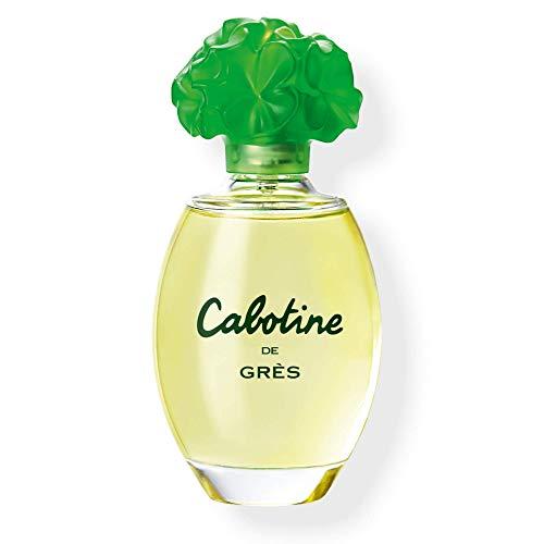 Original Cabotine de Grès Parfum für Damen, Parfüm-Eau 100 ml, Besonderes Geschenk, Sinnliches und fesselndes Angebot für den Silvesterabend, lang anhaltender Eau de Cologne-Duft
