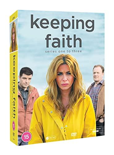 Keeping Faith - Series 1-3 Box Set [DVD] [Reino Unido]