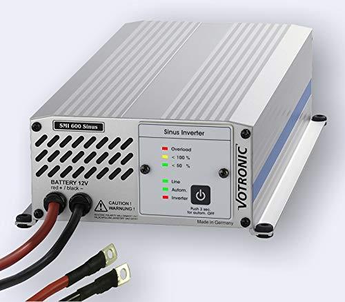 VOTRONIC 3157 MobilPOWER SMI 600 Sinus 12V 230V Spannungswandler
