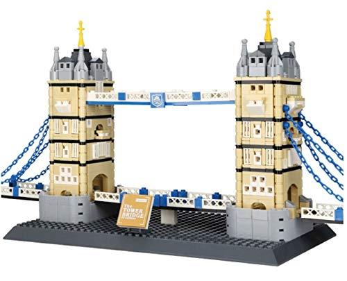 WANGE Tower Bridge, London - Klemmbausteine -...