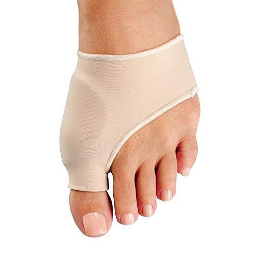FootSmart Bunion Sleeve with Gel, Women's 7.5-9.5/Men's 5.5-7.5