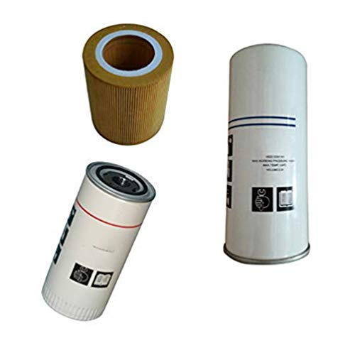 2901086601 Filterset für Atlas Copco Kompressor Ersatzteil GA15 GA22 1622035101+1613872000+1613610500