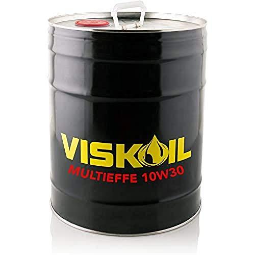 20 Litro Olio Multifunzione 10W30 Viskoil Per idraulica e Trasmissione