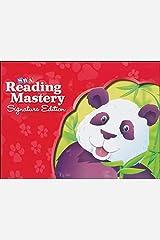 Reading Mastery Reading/Literature Strand Grade K, Teacher Guide Paperback