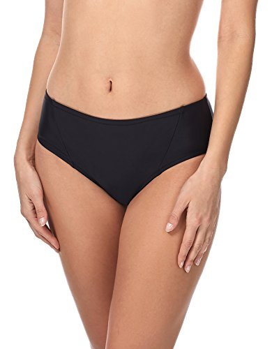 Merry Style Damen Bikini Slip 18 (Schwarz (9240), 42)
