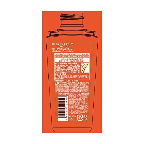 ロレアルパリエルセーヴカラーヴィヴカラーケアオイルエッセンス100ml(洗い流さないヘアトリートメント)(しっとりまとまるオイルタイプ)