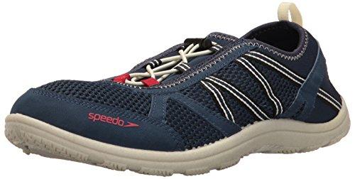 Speedo Men's Seaside Lace 5.0 Athletic Water Shoes
