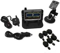 TST TST-507-FT-6-C Flow Through Sensor Tire Pressure Monitoring System - Color - 6 Pack