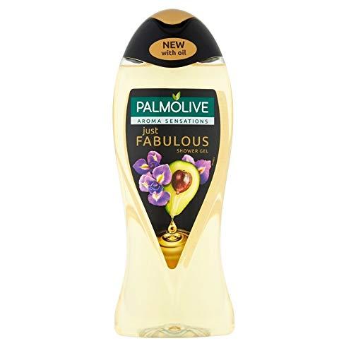 3er Pack - Palmolive Women Duschgel - Just Fabulous - mit Avocadoöle und Iris-Extrakt - 500 ml