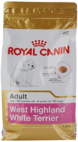 Royal Canin Alimento Cane West Hi White Terrier, 1500 gr