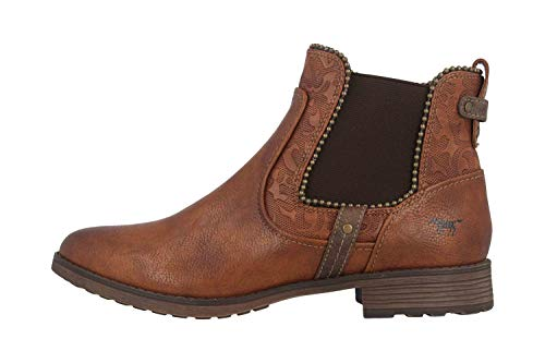 MUSTANG dames 1265-516-307 Chelsea Boots