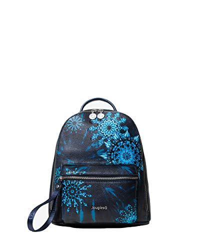 Woman Backpack DESIGUAL back luna rock nazca mini 20sakp10 uni blue