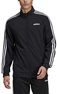 Essentials Men's 3-Stripes Tricot Track Jacket