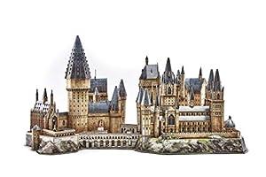 Wizarding World 3D Puzzle Hogwarts Castle by 4d Cityscape