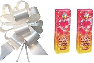 UPKOCH Numero 1-9 Glitter Cake Topper Candela Numero Sparkler Candele Decorazione per Bomboniera Compleanno Anniversario Favore
