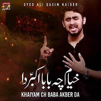 Khaiyam Ch Baba Akber Da - Single