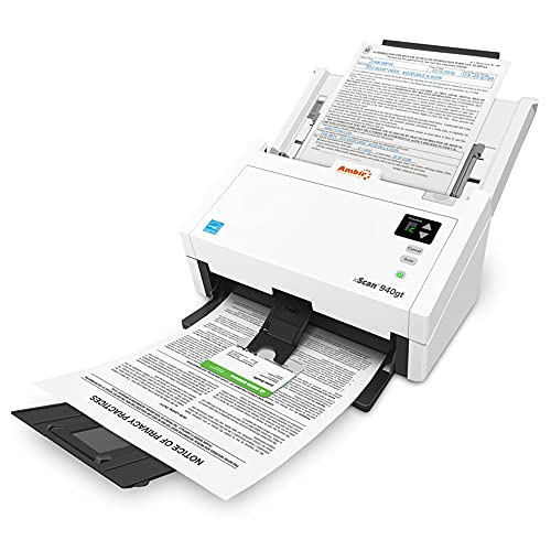 Ambir nScan 940gt 40ppm High-Speed ADF Scanner (DS940GT-AS)