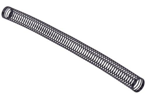 Knickschutzfeder einzeln 13mm (200mm Lang) - black matt