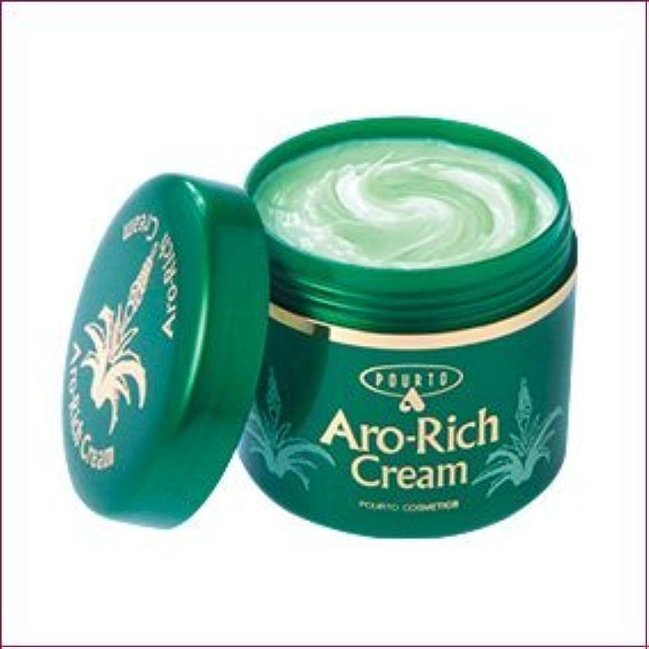 広がり見えない円周ポルトA 弱酸性のクリーム アローリッチクリーム