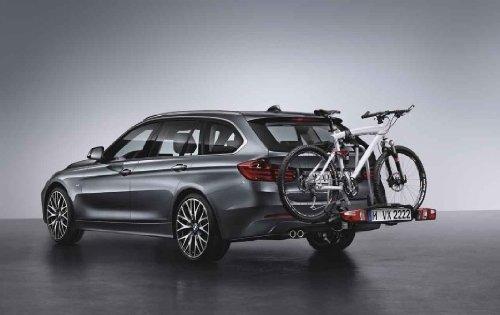 BMW Heckträgersystem Click-On für Fahrräder/E-Bikes