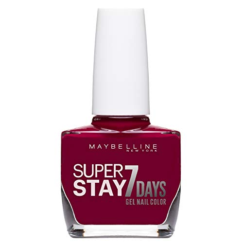 Maybelline Forever Strong Super Stay 7 Jours À Ongles Gel Couleur Pro
