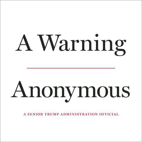 Couverture de A Warning