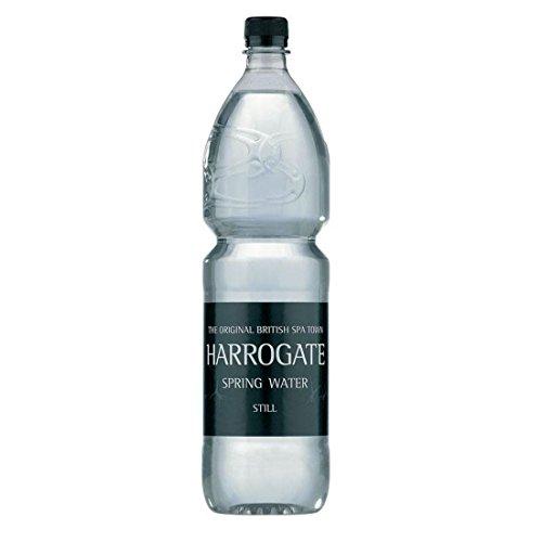 Harrogate Spring Water | Spring Water - Still | 8 x 1.5l