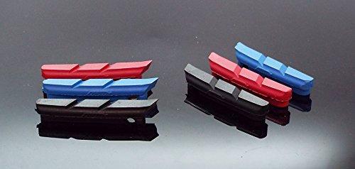 Echtes Ritchey Kartusche für Fahrrad Fahrt von fügt für Shimano Ultegra, - Red ideal for wet & dry conditions