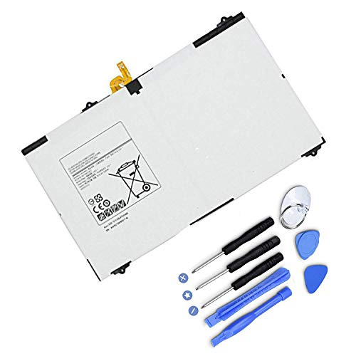 EB-BT810ABA EB-BT810ABE Sostituzione batteria tablet per Samsung Galaxy Tab S2 9.7 SM-T810 T810X T813 T815 T815C T815X T815Y T817 T817A T817W T817T T817P T817X T817V T818 T818A T818V (3.85V 22.6Wh)
