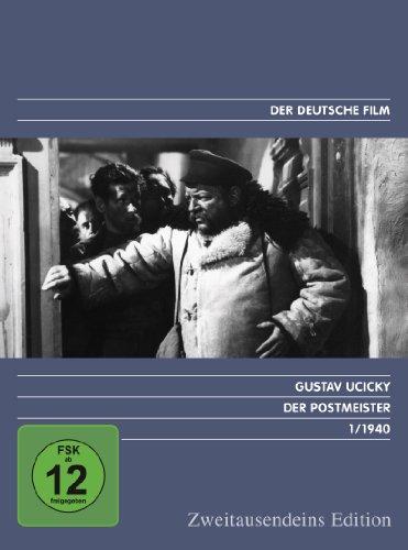 Der Postmeister - Zweitausendeins Edition Deutscher Film 1/1940.