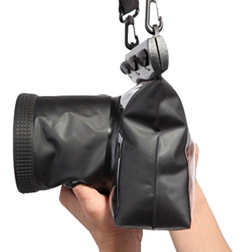 20 Metros de cámara de Buceo submarina Funda de la Carcasa de la Bolsa Bolsa Seca cámara Impermeable Bolsa Seca para Canon Nikon DSLR SLR