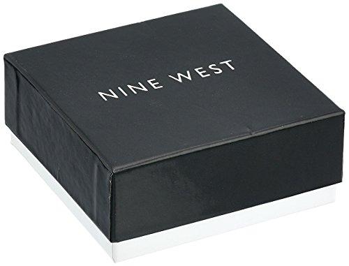 NINE WEST Boxed Tri-Tone Set of 3 Stretch Bracelet