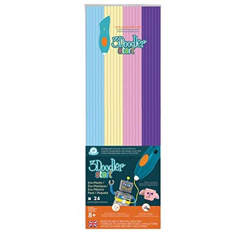 3Doodler 62172 Start Plastic Packs Mixed Color 4