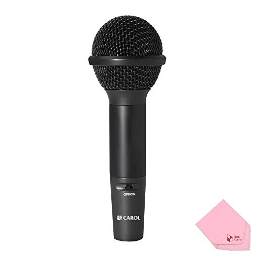 CAROL Cardioid Dynamic Microphone (GS-77s) for Home Studio