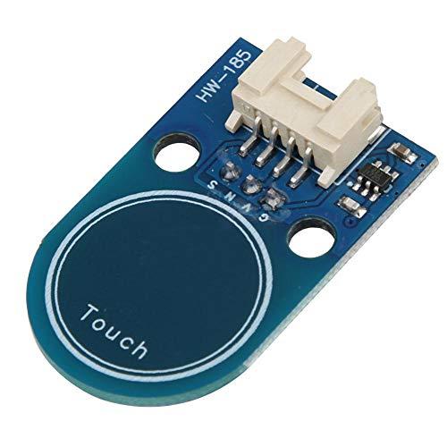Oumefar Módulo de Sensor de Doble Cara de 5 Piezas Profesional Digital para Interfaz de 4 Pines / 3 Pines para la Industria